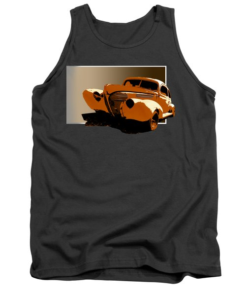 Twisted 40 Tank Top