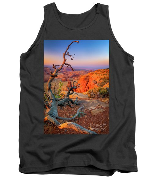 Twisted Remnant Tank Top