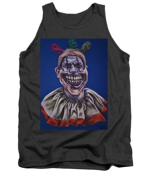 Twisty The Clown  Tank Top