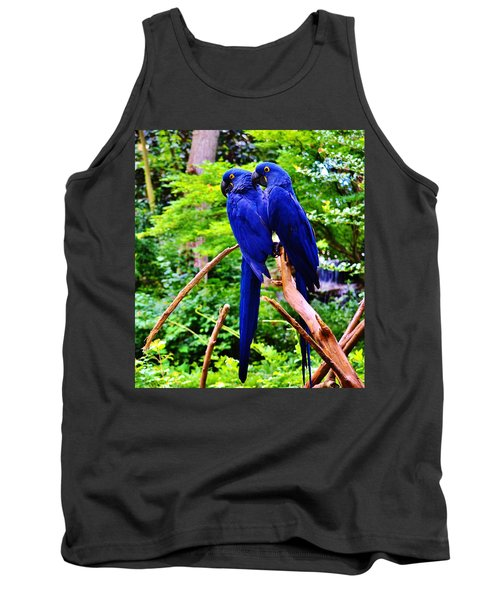 Two Birds Of A Feather Tank Top