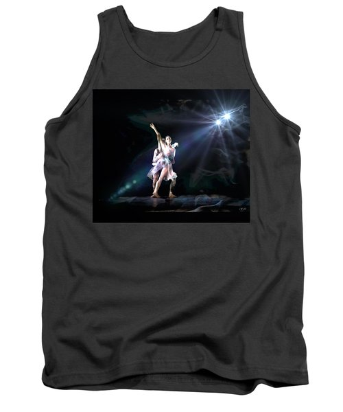Two Dancers Tank Top