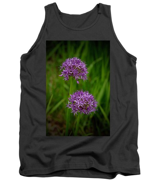 Two Globes Tank Top by Tim Good