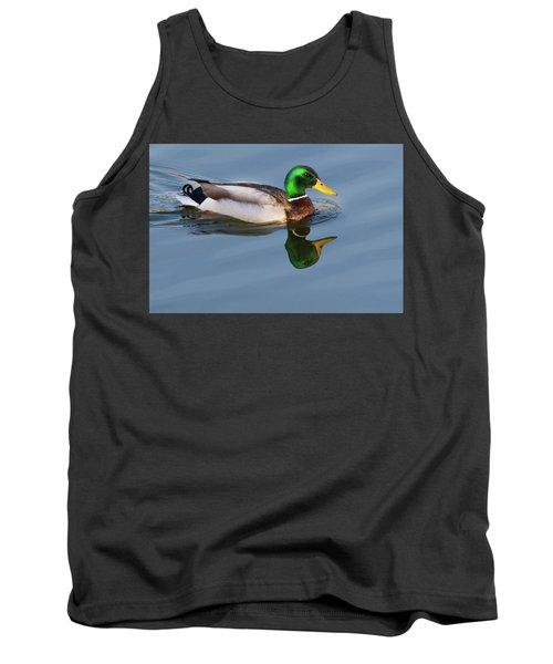 Two Headed Duck Tank Top