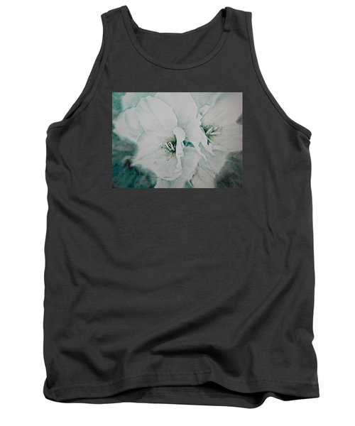 Tank Top featuring the painting Two Of A Kind by Carolyn Rosenberger