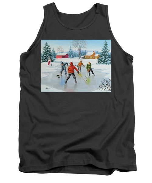 Two On One Tank Top