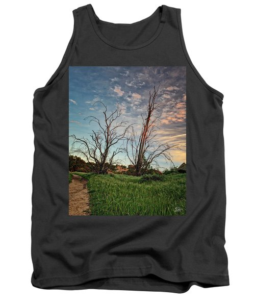 Two Sentinels Tank Top