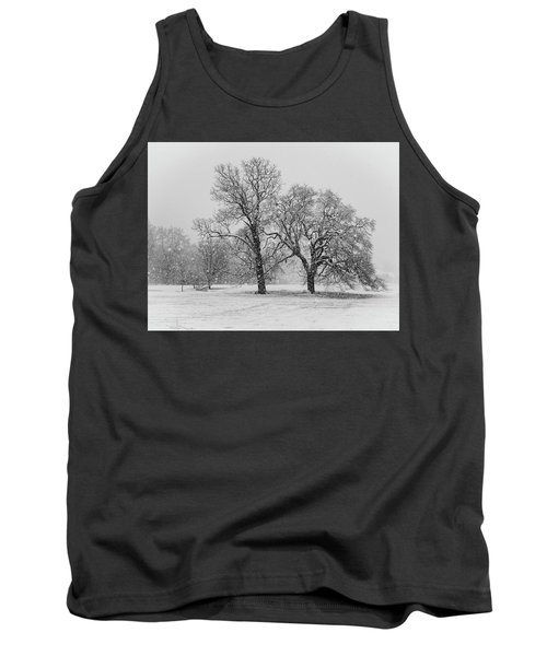 Two Sister Trees Tank Top