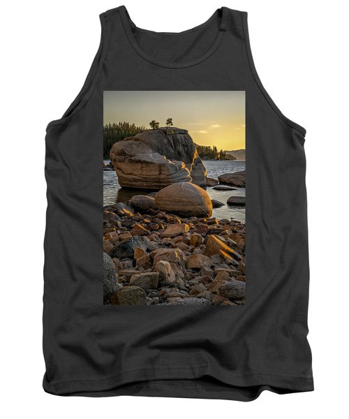 Two Small Trees Tank Top