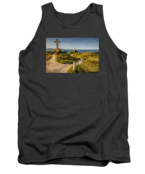 Twr Mawr Lighthouse Tank Top