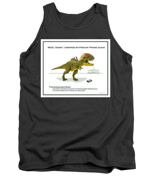 Tyrannosaurus Rump Tank Top