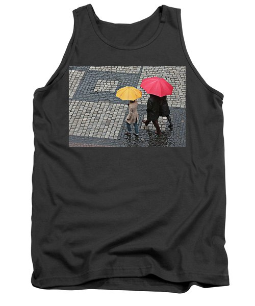 Rainy Day In Heidelberg Tank Top