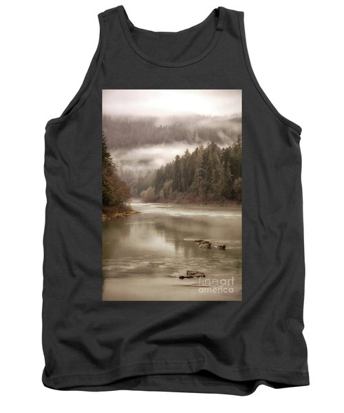 Umpqua River Fog Tank Top