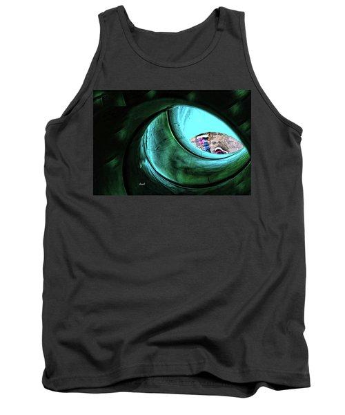 Vertigo Tank Top