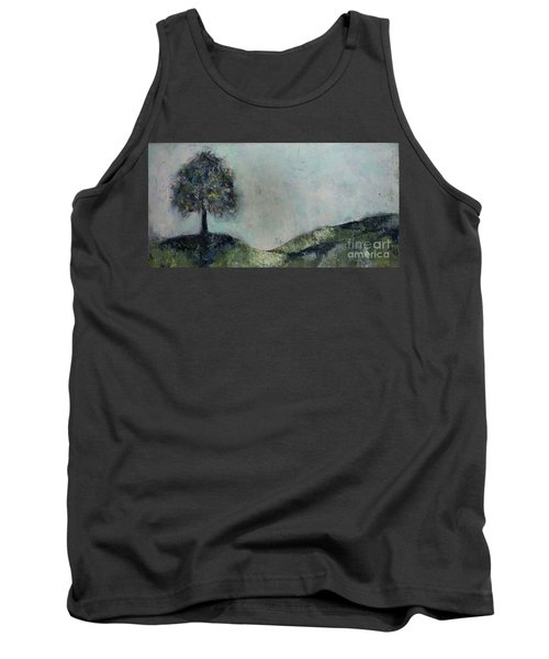 Uncertainty Tank Top