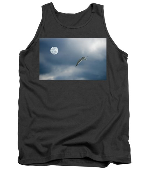 Under The Moon Tank Top