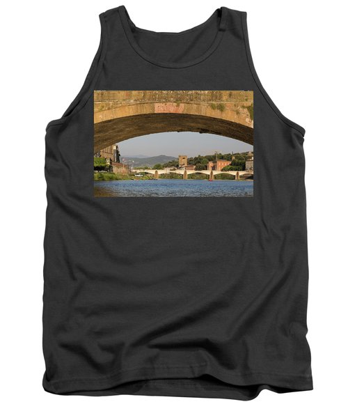 Under The Ponte Santa Trinita Tank Top