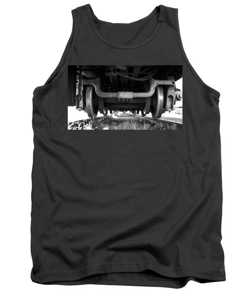 Under The Train Tank Top