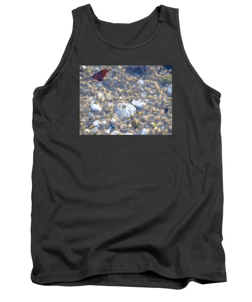 Under Water Tank Top by  Newwwman