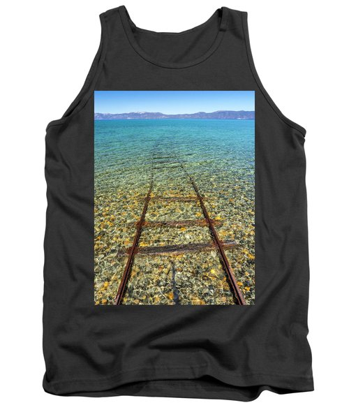 Underwater Railroad Tank Top