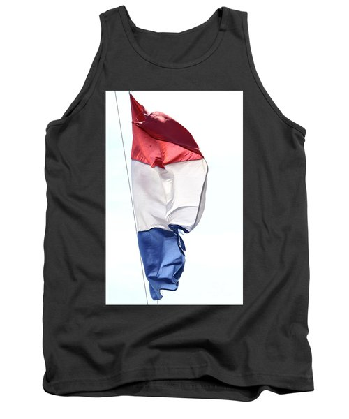 Tank Top featuring the photograph Unfurl 01 by Stephen Mitchell