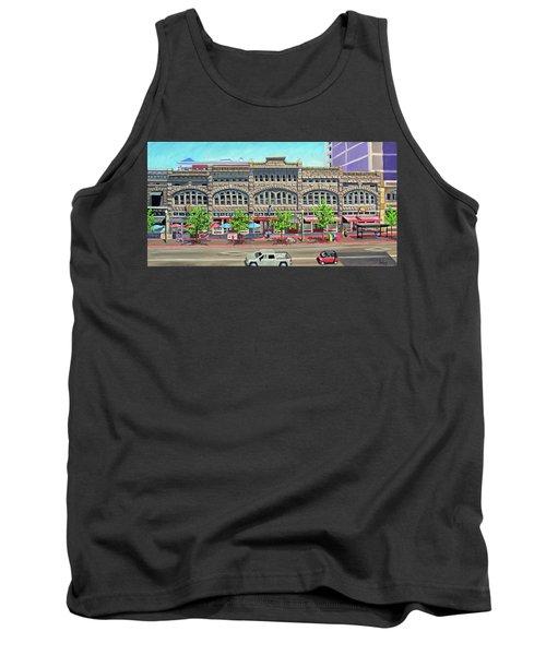 Union Block Building - Boise Tank Top