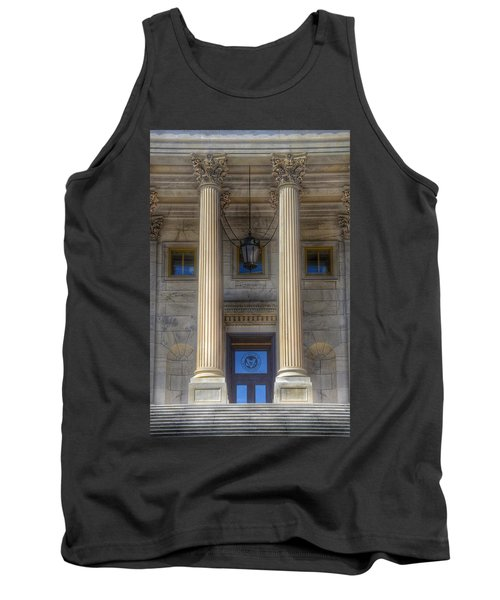 United States Capitol - House Of Representatives  Tank Top