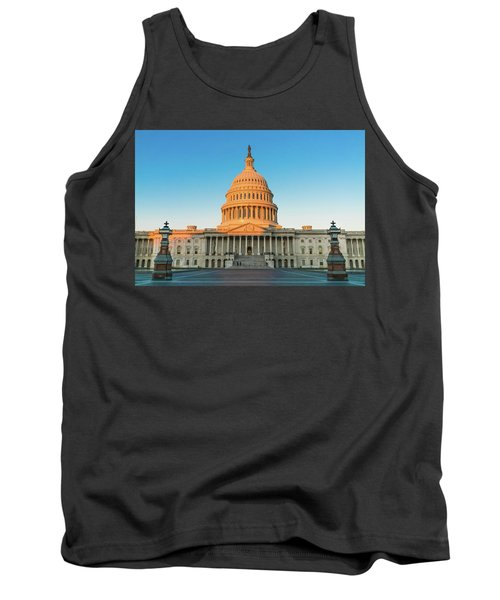 United States Capitol  Tank Top