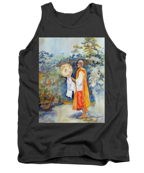 Tank Top featuring the painting Unity by Mary Haley-Rocks