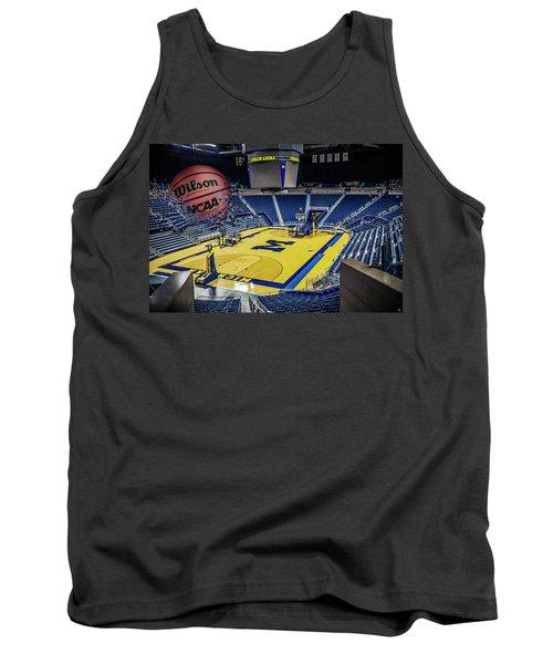 University Of Michigan Basketball Tank Top