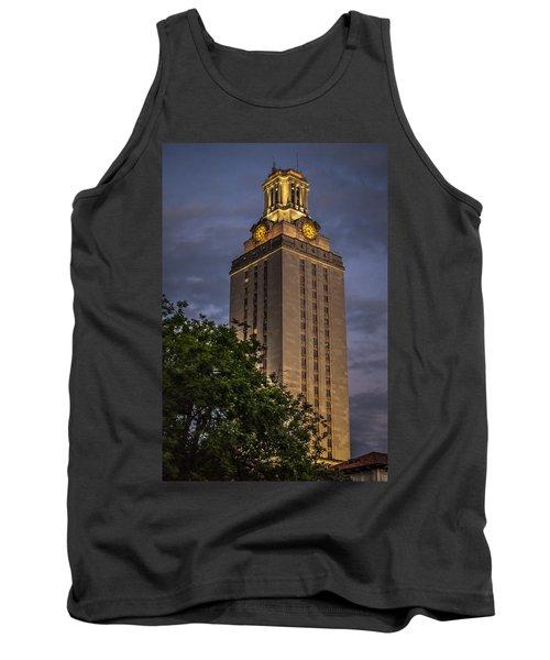 University Of Texas Tower Tank Top