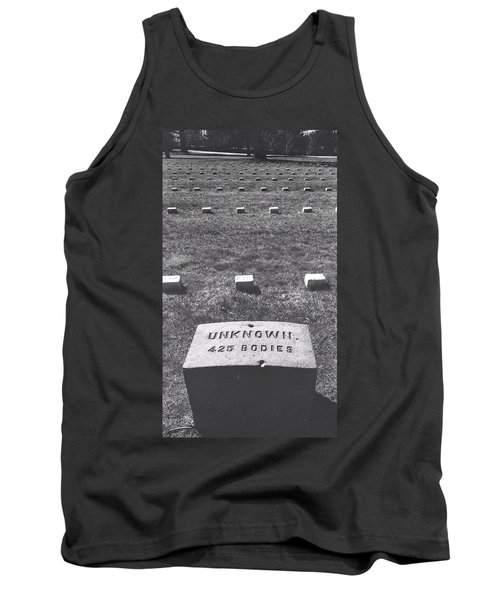 Unknown Bodies Tank Top