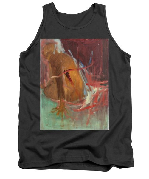 Unquiet Tank Top by Daun Soden-Greene