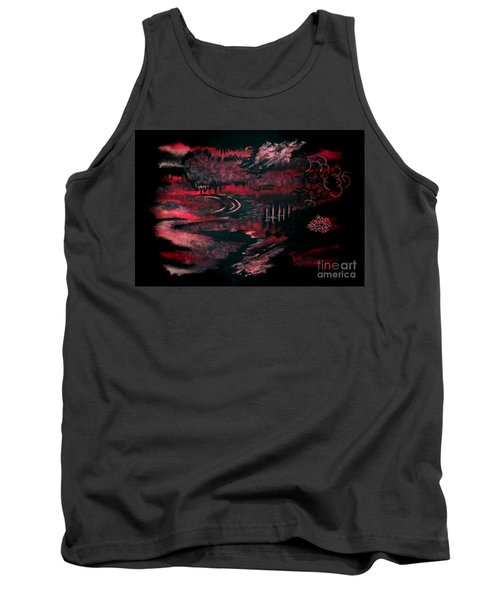 Untitled-140 Tank Top