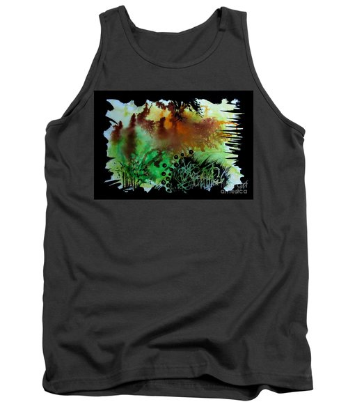 Untitled-95 Tank Top