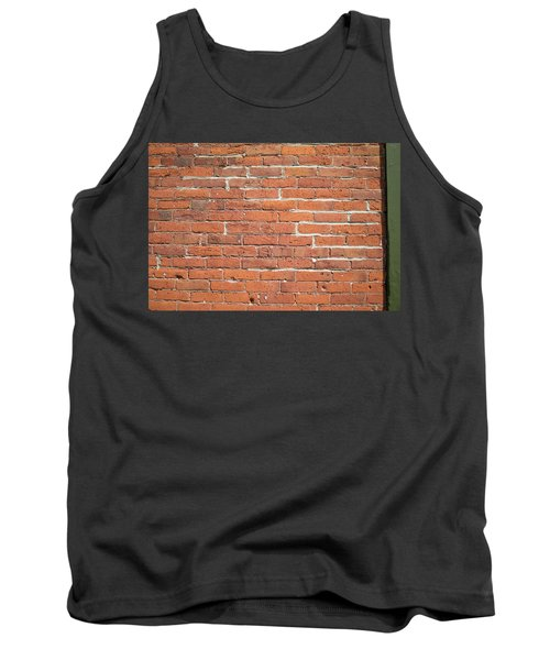 Up Against A Wall Tank Top