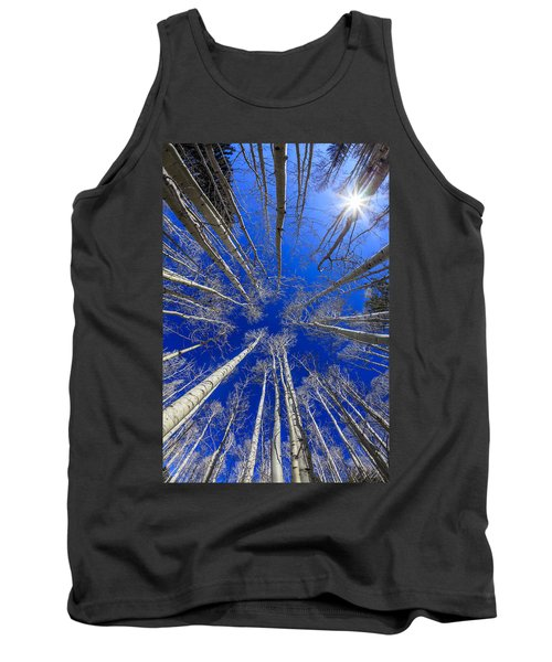 Up Tank Top by Alexey Stiop