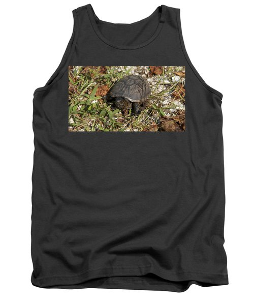 Tank Top featuring the photograph Up Close With Slow by Charles Kraus