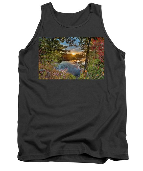 Up Early For The Start Of Fall Color... Tank Top