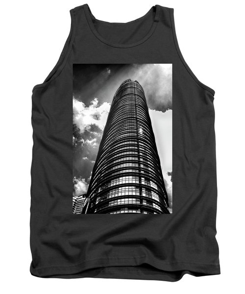 Tank Top featuring the photograph Up Up And Up by Joseph Hollingsworth