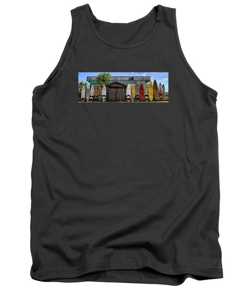 Upcountry Boards Tank Top