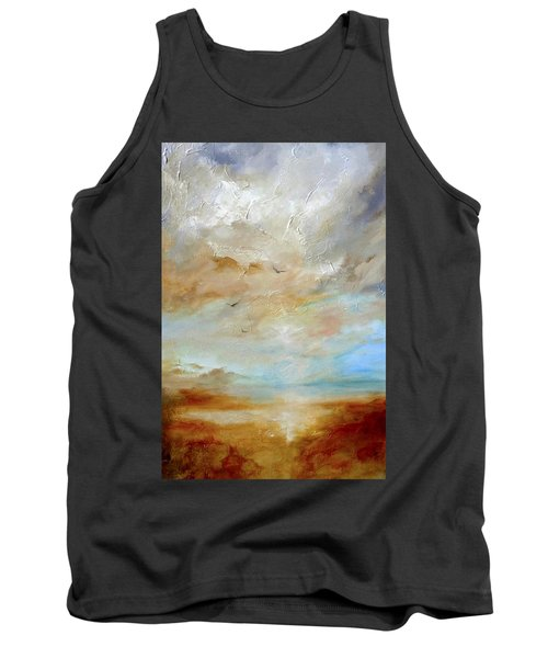 Upwardly Mobile Tank Top by Dina Dargo