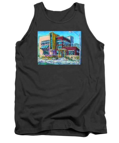 Uec On Site Tank Top
