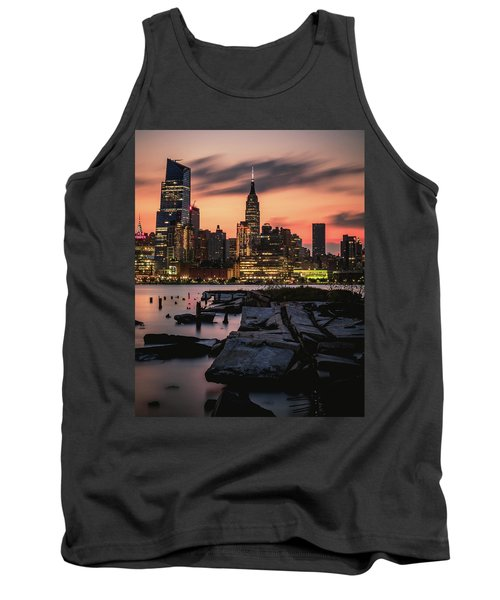 Urban Sunrise Tank Top