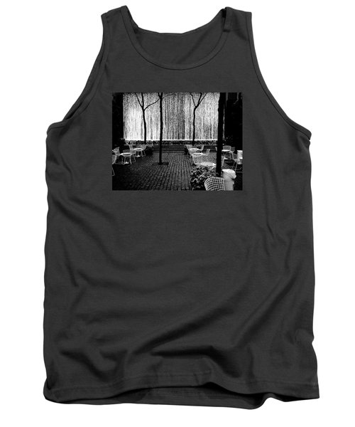 Urban Waterfall Tank Top