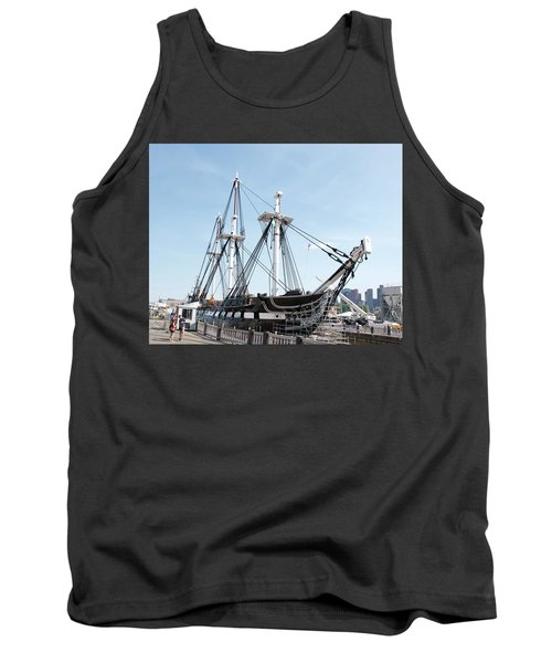 Uss Constitution Dry Dock Tank Top