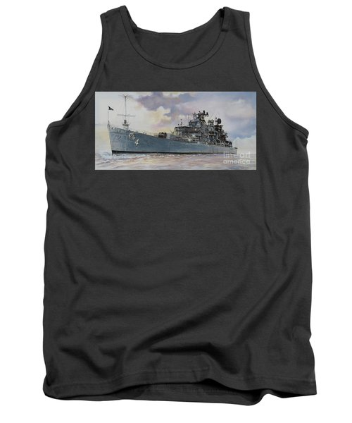 Uss Little Rock Tank Top