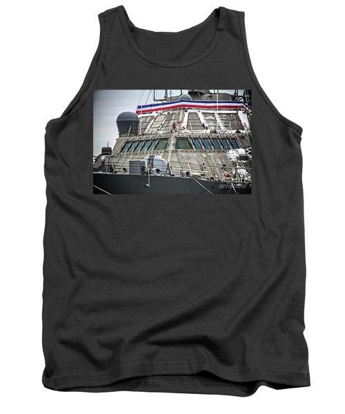 Uss Little Rock Lcs 9 Tank Top