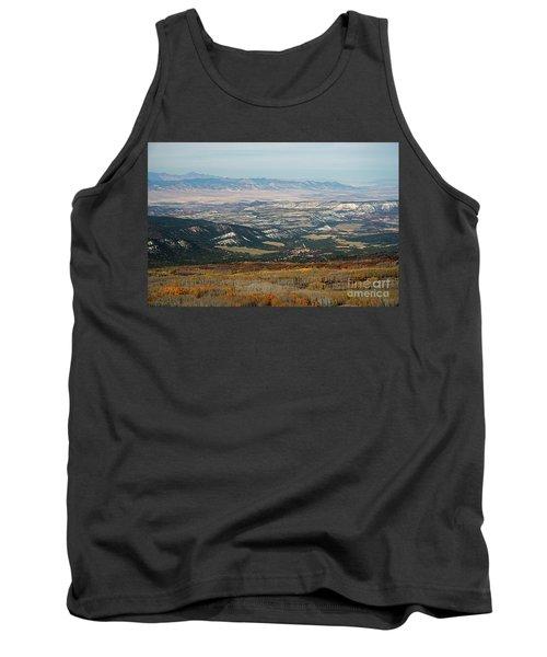 Utah A Patchwork Tank Top