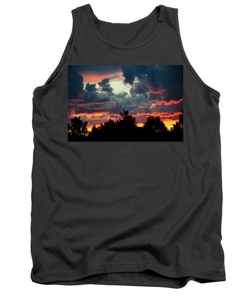 Utah Sunset Tank Top