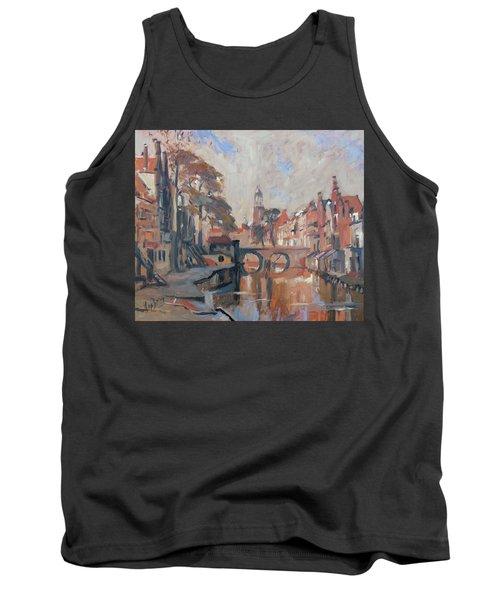 Utrecht Autumn Canal Tank Top